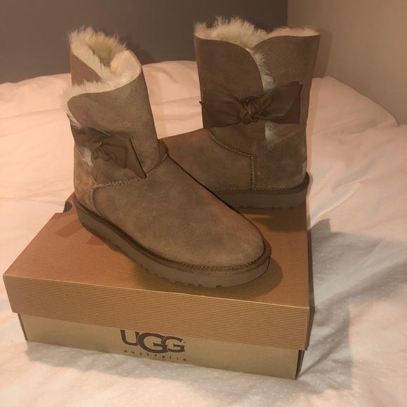 2b08de64183 UGG 'Daelynn' Chestnut Boot